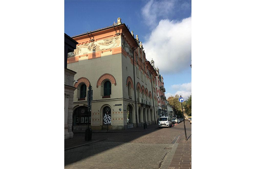 폴란드 스타리 국립극장 전경