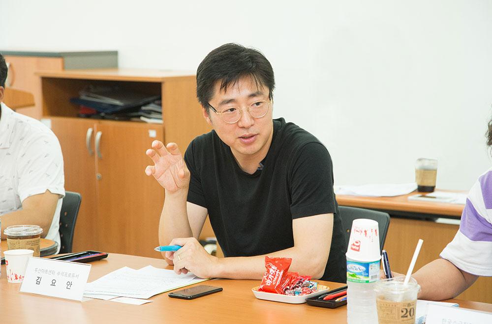 김요안 두산아트센터 수석 프로듀서